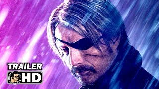 POLAR Trailer #1 (2019) Mads Mikkelsen Netflix Action Movie