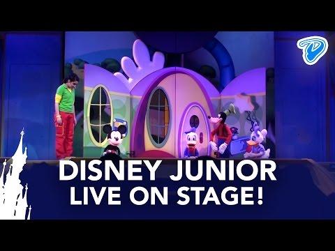Playhouse Disney (Junior) Live on Stage! - Disneyland Paris HD Complete Full Show