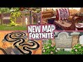 Fortnite Season 5 - NEW Map Locations (Lazy Links, Paradise Palms + Viking Town!)