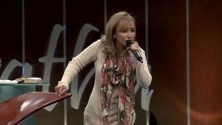 """""""Cuando Dios Guarda Silencio"""" Pastora Rebeca Bertucci (Viernes 23-01-2015)"""