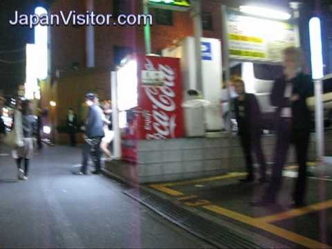 Red Light Tokyo - Kabukicho trading sex song, and sleaze 歌舞伎町