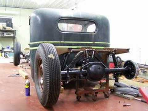 1937 GMC Rat Rod Buildup