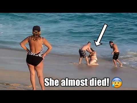 A Day At The Beach Gone Wrong! (Viral Video)