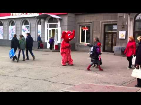 Красный Мамонт. Новосибирск.