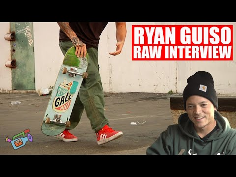 Ryan Guiso Raw Interview