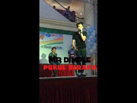 Mr Dimple// 'Sekarang Pukul Berapa' // March Fest 2016 Beatbox Competition // jugde showcase