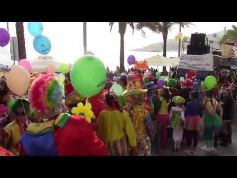 Carnaval de Sesimbra Desfile de  Palha�os  2015