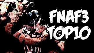 TOP 10 FAKTÓW O SPRINGTRAP Z FIVE NIGHTS AT FREDDY
