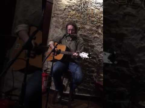Gary O'Dea @  The Wee Folk Club - Edinburgh 9-