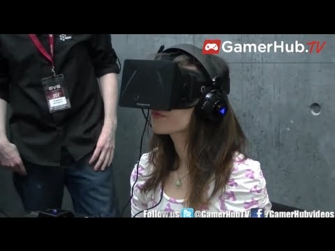 EVR CCP Games Developer Previews Oculus Rift Dogfighting Game - Gamerhubtv