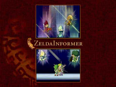 The Legend of Zelda - Spirit Tracks: Final Boss part 3/3