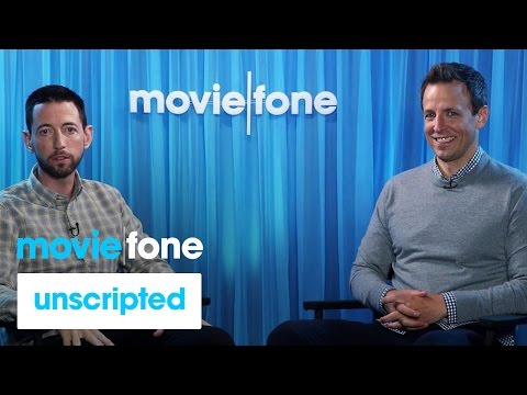 Neal Brennan & Seth Meyers Interview | Unscripted | Moviefone