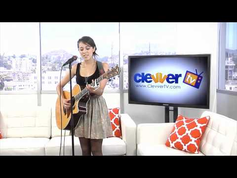 Kina Grannis Performs 'The One You Say Goodnight To'