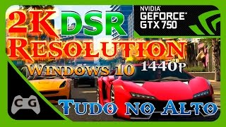 GTA 5 PC Gameplay GTX 750 1GB 1440p DSR 2K Teste Windows 10 (High Settings) #41