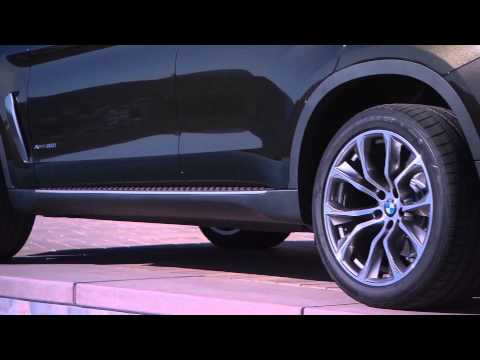 2015 BMW X6 interior & exterior showcased