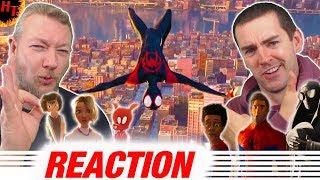 Spider-Man: Into the Spider-Verse -TRAILER REACTION #2