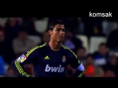 cristiano ronaldo skills show ไฮไลท์ฟุตบอล ลีลา โรนัลโด ขั้นเทพ