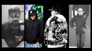 El Arka del Rap (Basik Ali,Pime,Topis,Munky)