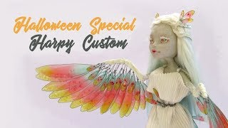 (24.2 MB) Halloween Special Harpy Custom Mp3