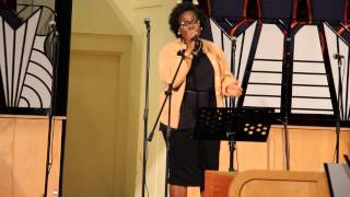 Hayley Thomas COGIC Luton