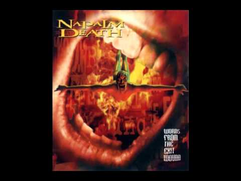 Napalm Death - None The Wiser