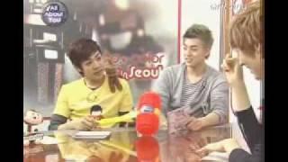 U-Kiss Pops In Seoul 100428 Part 2 {S.E.S}