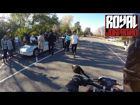 Daily Observations 96 on a Husqvarna Nuda 900R,  BMW S1000Rs & Harleys