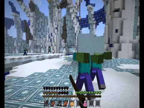 Minecraft Death Sentence Arena