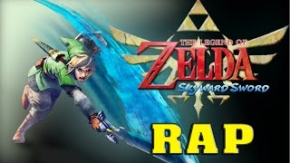 THE LEGEND OF ZELDA RAP | La otra zona
