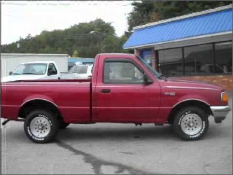 1997 Ford Ranger Xlt >> 1996 Ford Ranger Regular Cab - Gainesville GA - YouTube