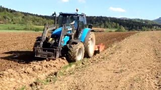 Ploughing and Cultivating in Slovenia [Dolenjska]