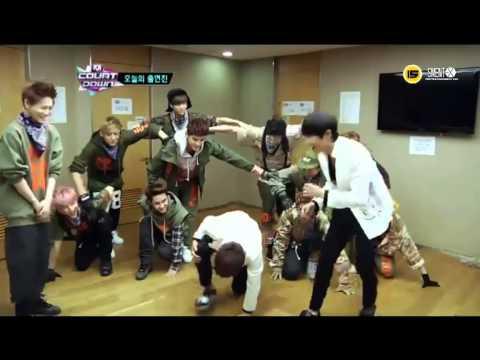 [HD]130620 EXO Backstage