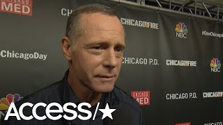 'Chicago P.D.'s' Jason Beghe On Hank Trying 'To Put The Pieces Back Together Again' | Access