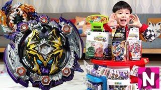베이블레이드 랜덤부스터 12 데드 하데스 가이스트 파브닐 초제트 뉴욕이랑 놀자 Beyblade Burst Choz Random Booster NY Toys
