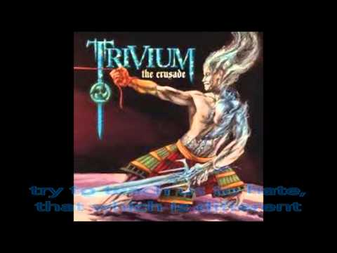 Trivium - And Sadness Will Sear