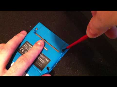 How To Remove Those DAMN Wii.Gameboy(color-adv-GameCube-SP-DS-DSi-DSXL) Screws