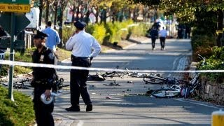 ISIS claims responsibility for New York City attack