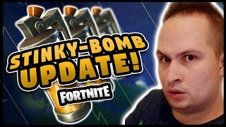 NEW STINK BOMB UPDATE!! || FORTNITE: SQUAD MADNESS || INTERACTIVE STREAMER || PS4 - ROADTO2.5K