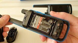 Motorola Talkabout T800 2-Way Bluetooth Radios blogger review