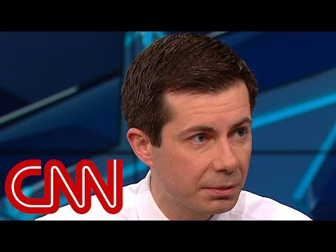 Pete Buttigieg to Mike Pence My quarrel is with this...