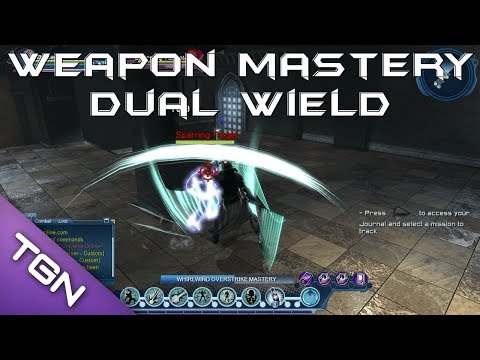 dcuo dual wield weapon loadouts how to save money and do it yourself