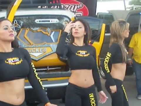 FINAL SoundCar Bqto 14 y 15 Nov 2009 FEDERACION DE CAR AUDIO VZLA TEAM KICKER