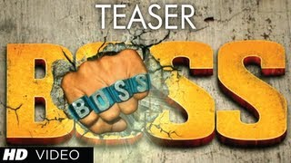 BOSS Official Trailer Teaser Feat. Akshay Kumar | Releasing - 16 October 2013