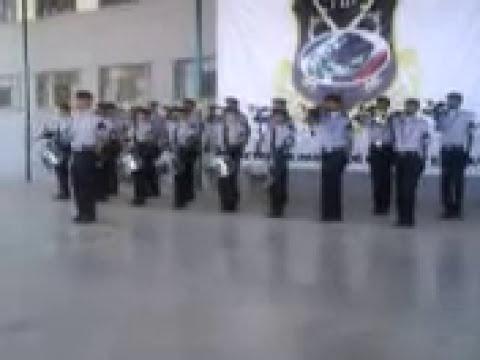 banda de guerra Cbta1 llamada de banda