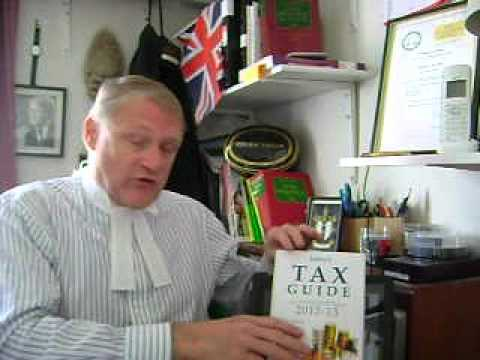 Tolley's Tax Guide 2012 2013