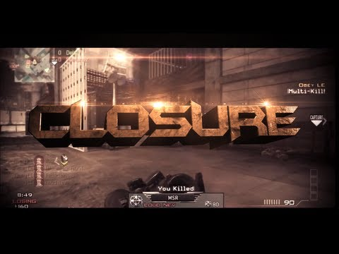 "Obey: ""Closure"" - Teamtage"