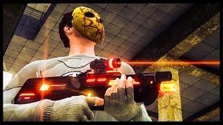"GTA 5 Online GUN CUSTOMIZATION DLC CONCEPT! The ""Gun Nut Greeders"" Update Idea!"