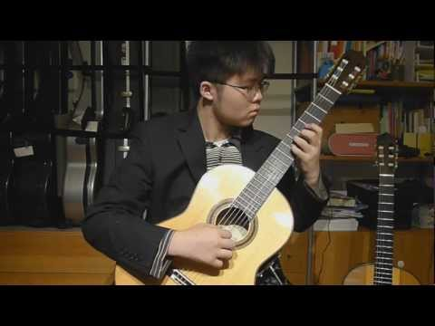 Matteo Carcassi - Op. 60 No. 13 - Kevin Loh (14)
