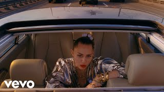 Клип Mark Ronson - Nothing Breaks Like A Heart ft. Miley Cyrus