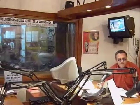 22/10/2006 Frevemun a Radio RNV - Parte 2 Attilio Folliero